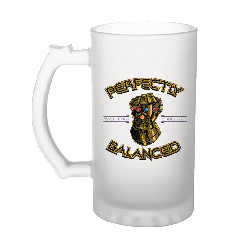 Thanos Gauntlet Beer Mug - www.entertainmentstore.in