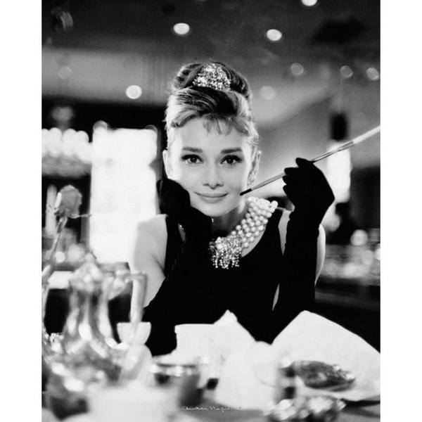 Audrey Hepburn Breakfast at Tiffany's One Sheet Maxi Poster