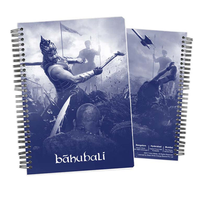 Baahubali Battlefield A5 Notebook