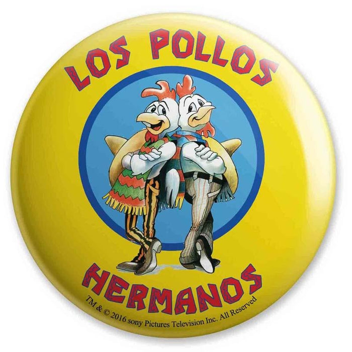 Breaking Bad Los Pollos Badge