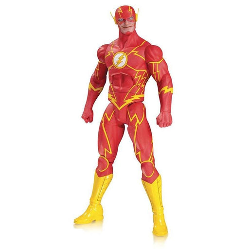 DC Comics The Flash  By Greg Capullo   Designer Action Figure