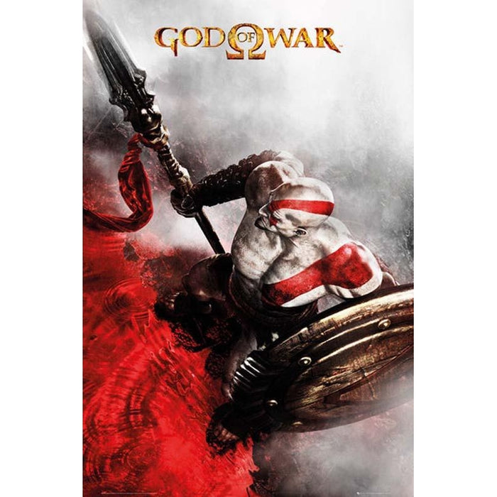 God Of War Key Art 3 Maxi Poster - www.entertainmentstore.in
