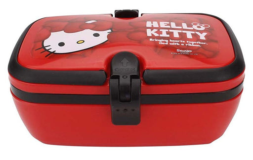 Hello Kitty Plastic Lunch Box with Handle