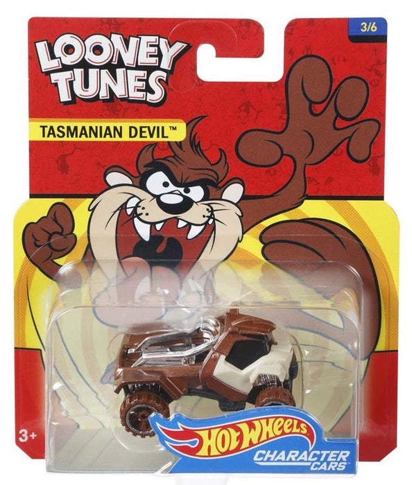 Looney Tunes Azmanian Devi Hot Wheels