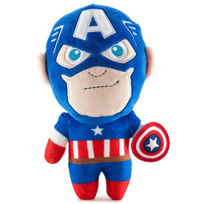 Phunny By Kidrobot Captain America Plush
