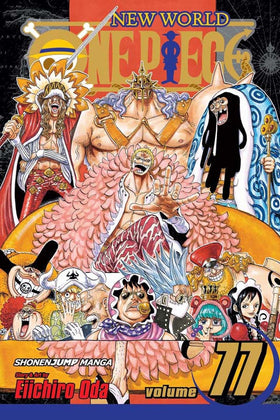 One Piece Vol. 77 Paperback