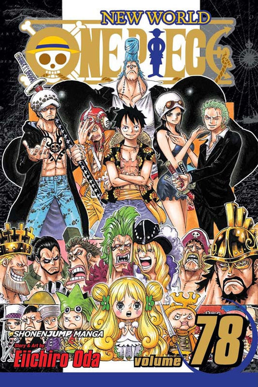 One Piece Vol. 78 Paperback