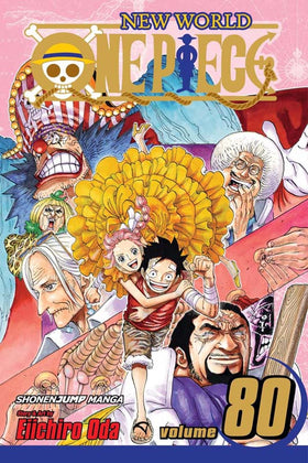 One Piece Vol. 80 Paperback