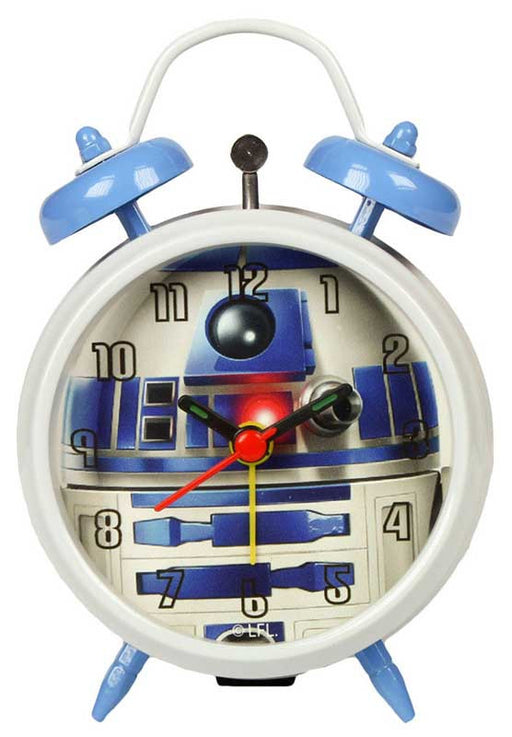 Star Wars R2-D2 Alarm Clock with Sound