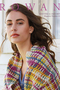 Rowan Knitting and Crochet Magazine n. 63