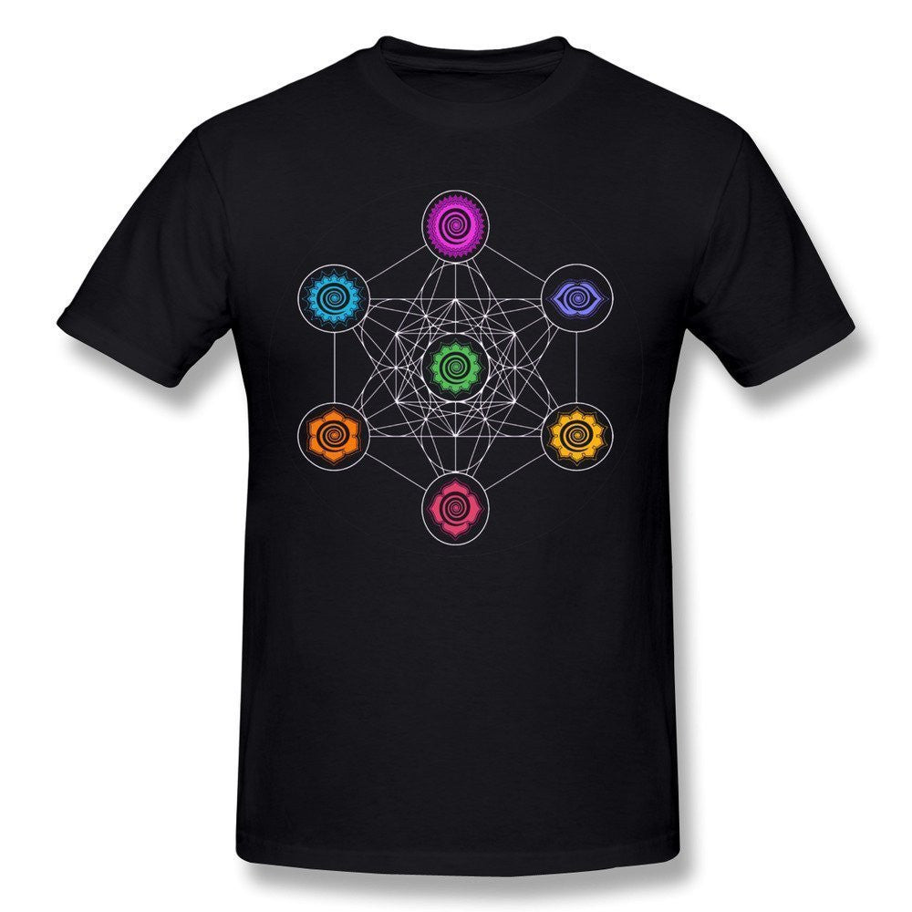 Men's Metatrons Cube