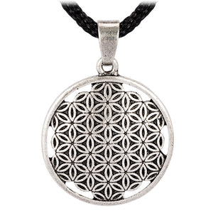 Flower of Life Egyptian Necklace