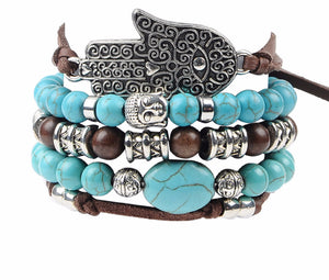 Hamsa Hand 5pcs Set Women)