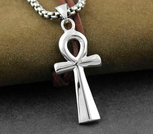 Stainless Steel Egyptian Cross Ankh