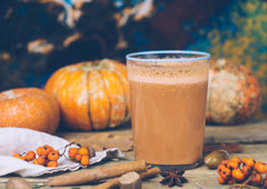 Peanut Butter Maple Protein Shake