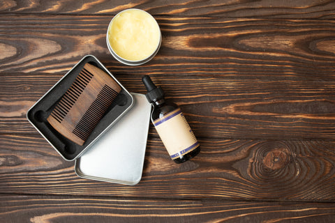 Beard Care: Wax It, Oil It, Balm It, or Butter It? | Palm Beach Naturals