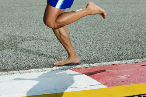 Is Barefoot Running Safe? | Palm Beach Naturals