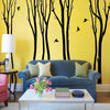 Woodland Background Decal Vinyl Wall Sticker