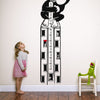 Classic King Kong Children's Height Chart