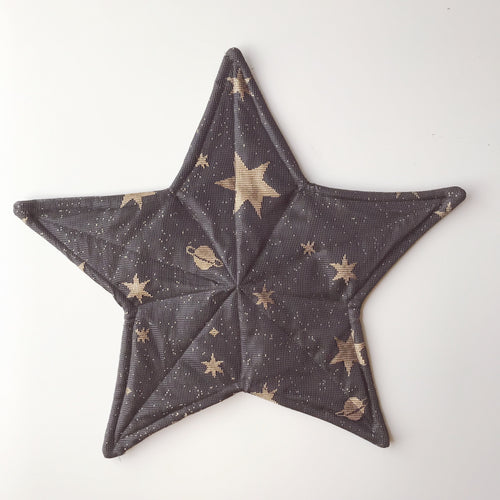 Star cape reversible