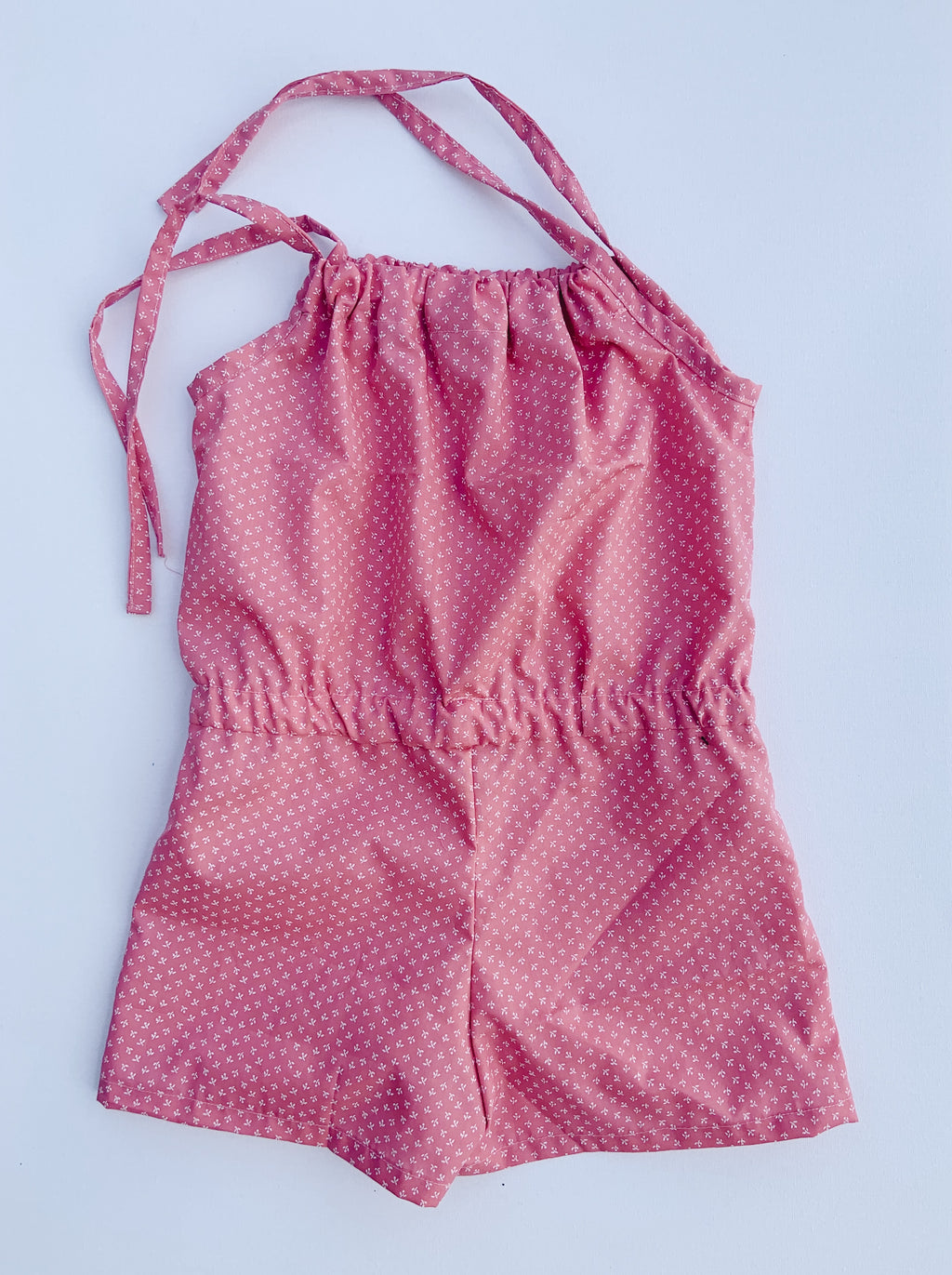 The Ruby Wild Romper size 3