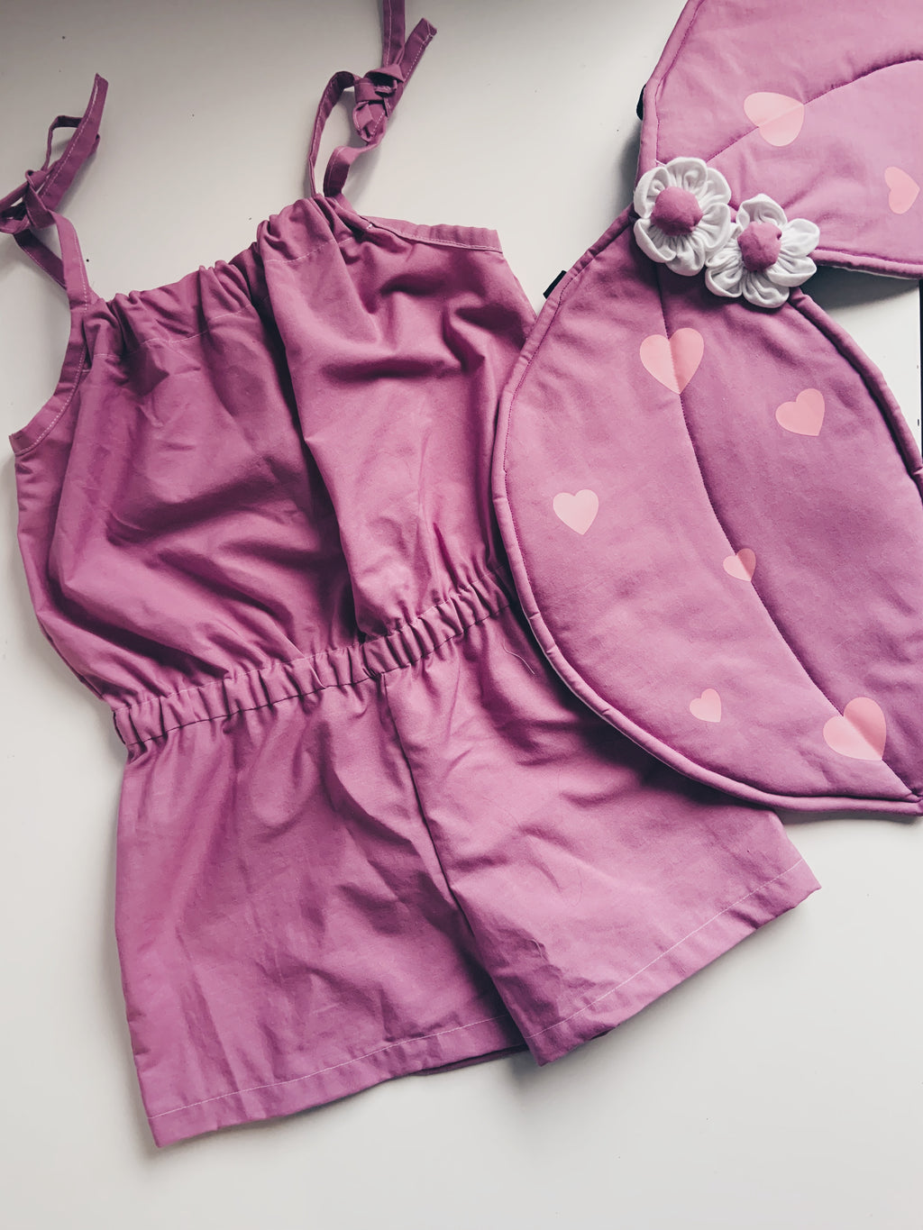 The Ruby Wild Romper size 4