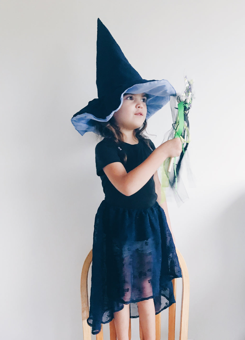 Witch Hat & skirt set
