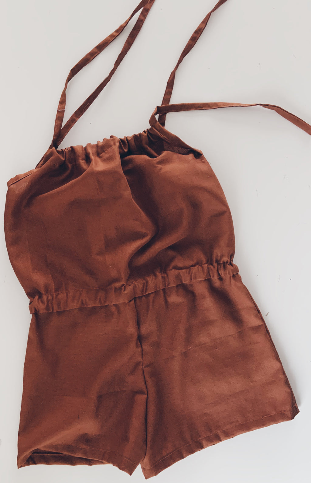 The Ruby Wild Romper size 6/7