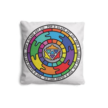 Puzzle of Life Pillow