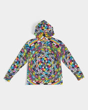 Trippy Montage Men's Hoodies