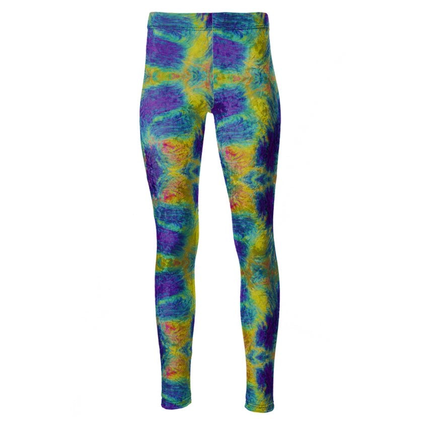 Acid Etch Leggings