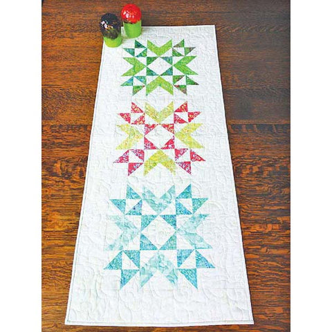 Wyoming Star Table Runner