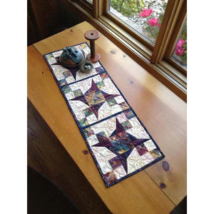 Irish Stars Table Runner PDF Pattern