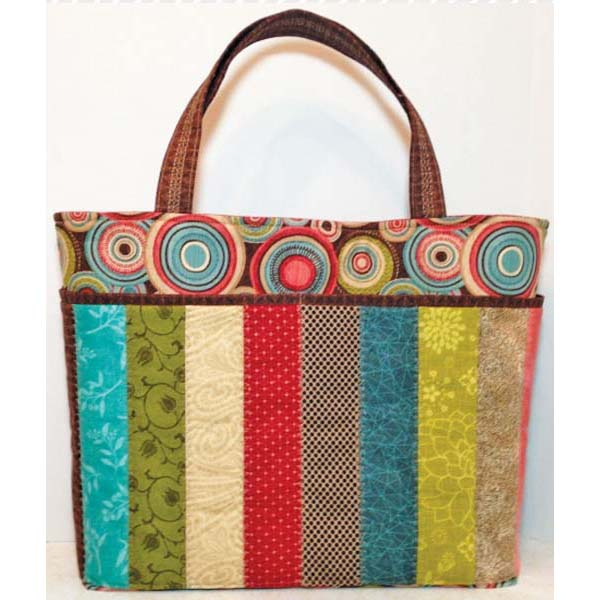 Sew Strippy Tote