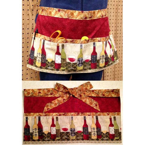 Quick Quilter's Apron PDF Pattern