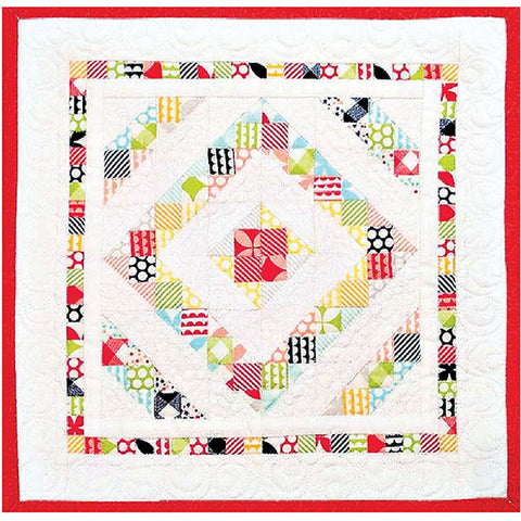 Around the Square Mini Quilt