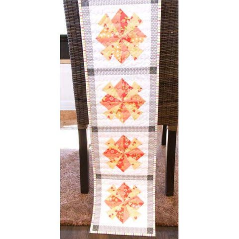 Blooming Sunset Tablerunner