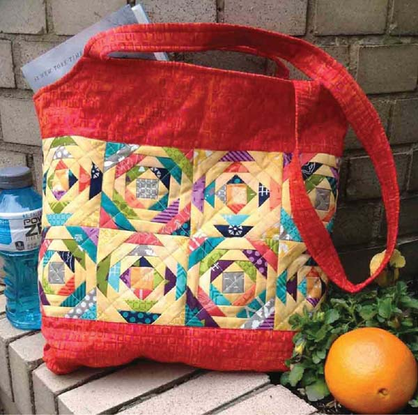 Pineapple Sizzle Tote