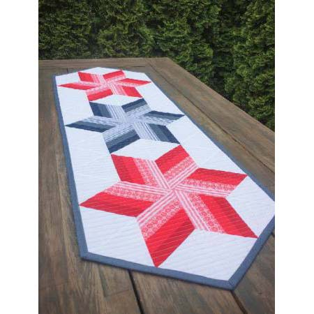 Twirl N Spin Table Runner