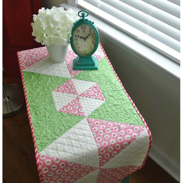 Peppermints Table Runner