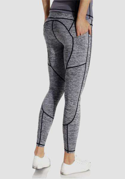 Gym Athletic Skinny Fitness Yoga Pants