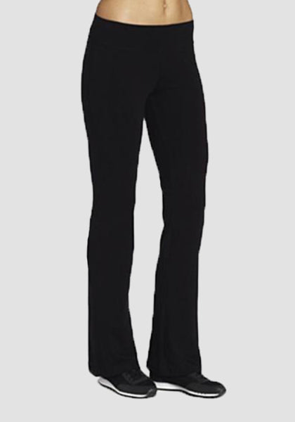 Women's Boot Leg Yoga Pant-Long Leggings-2ubest.com-2UBest.com
