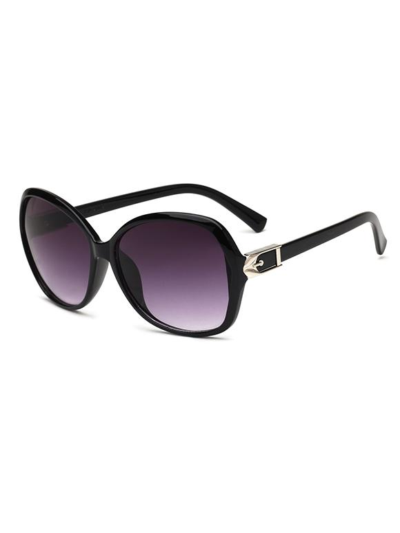 Round Shape PC Sunglasses