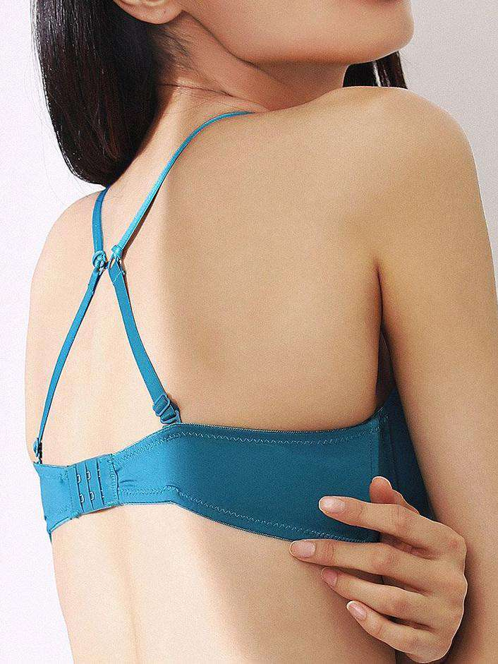 Half Cup Invisible Beauty Back Bra