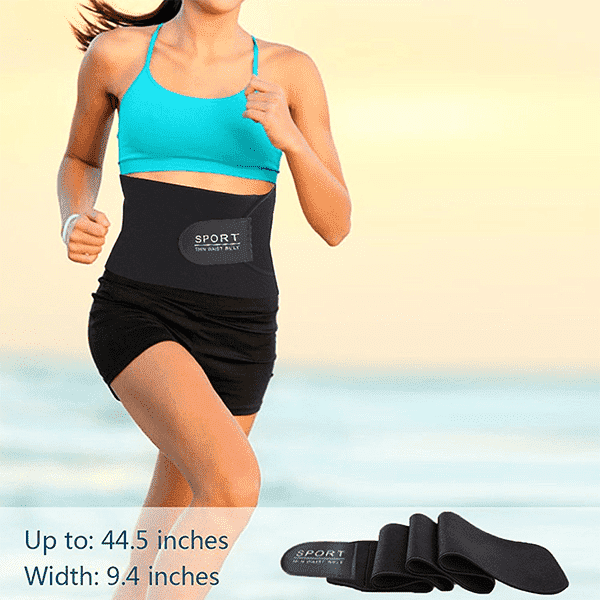 Adjustable Belly Slimming Belt Exercise Corset-New Arrival-2UBest.com-2UBest.com