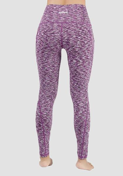 High Waist Out Pocket Yoga Pants-Long Leggings-2ubest.com-2UBest.com