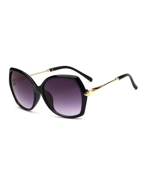 Fashion Oval PC Sunglasses