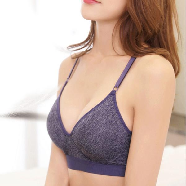 Y-type Beautiful Back Wireless Comfortable Bra