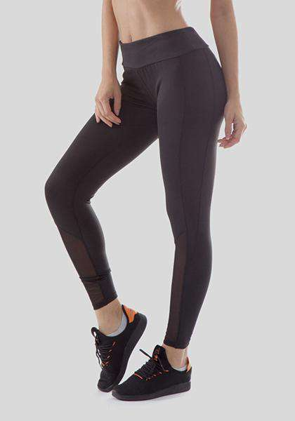 High Waist Quick-drying Mesh Patchwork Workout Long Yoga Leggings