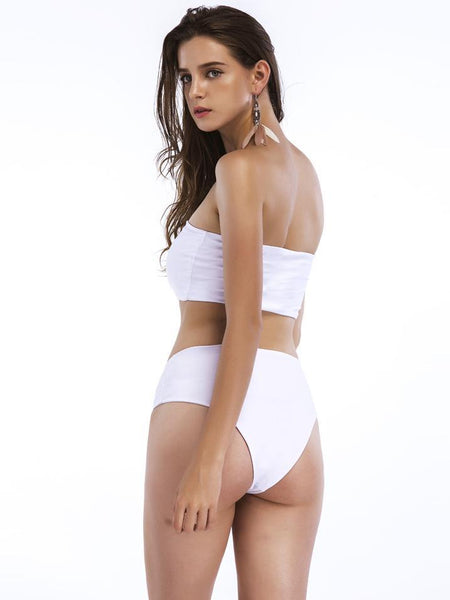 Sexy Straps One-piece Swimsuit